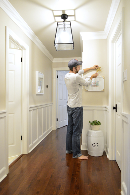 Decking The Halls With Quot Fancy Quot Molding Young House Love