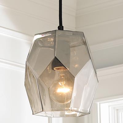 Geometric Pendant Light Farmhouse