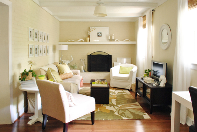 Embracing beige young house love howldb for Rich neutral paint colors