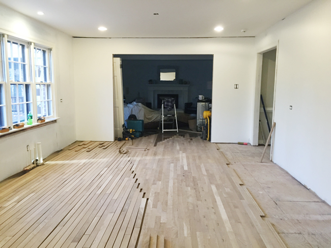 Refinishing Your Hardwood Floors What Expect Young House Love