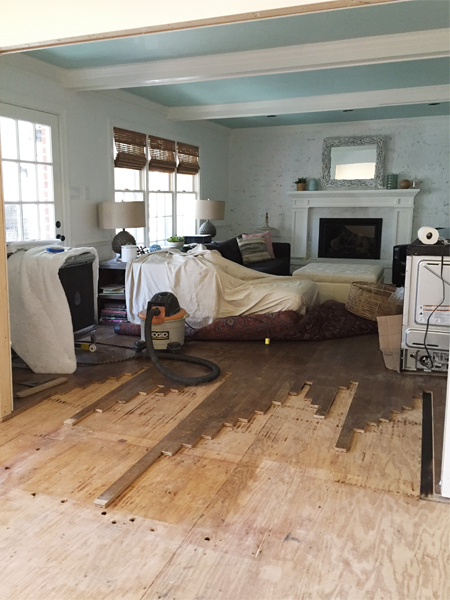 How To Put A Sub Floor In Living Room Seven Things You