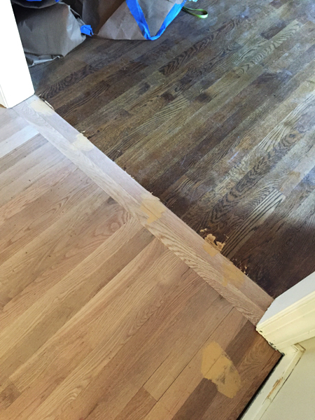 Refinishing Your Hardwood Floors What To Expect Young