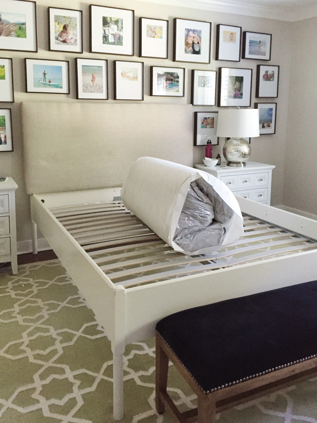 Why We Returned Our Mail Order Foam Mattress Young House