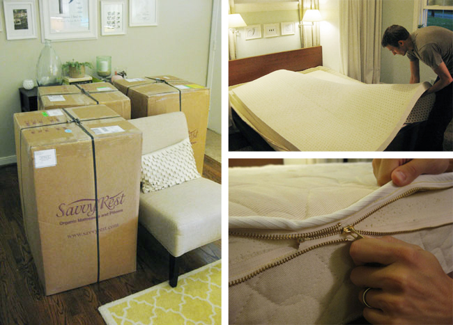 Why We Returned Our Mail Order Foam Mattress