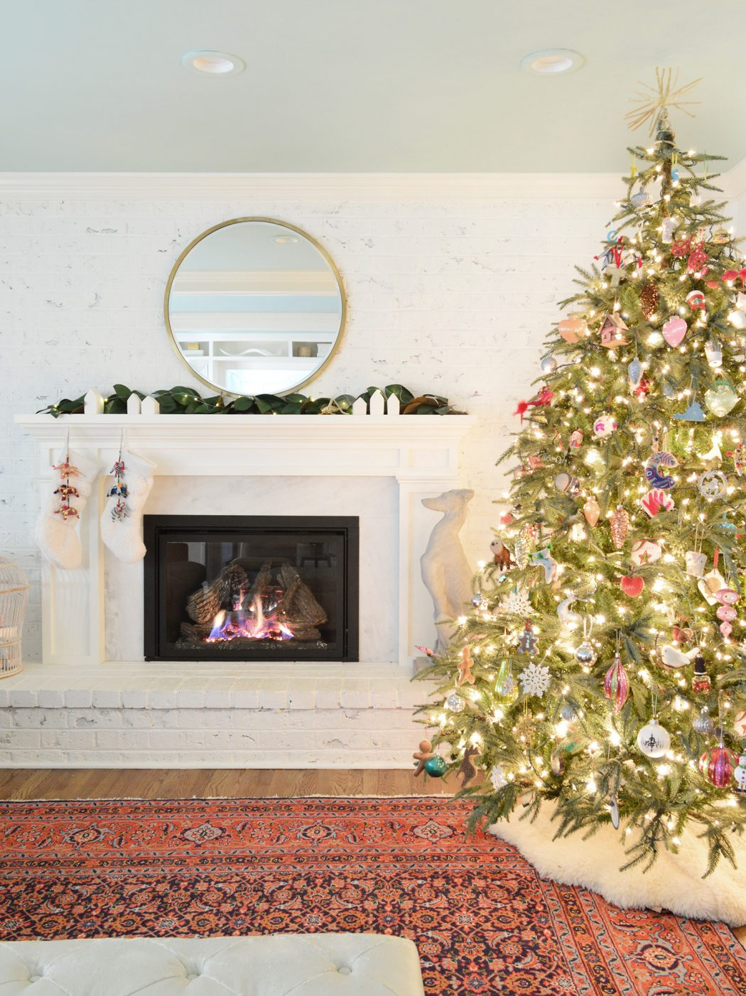 Holiday House Tour 2017 Young House Love