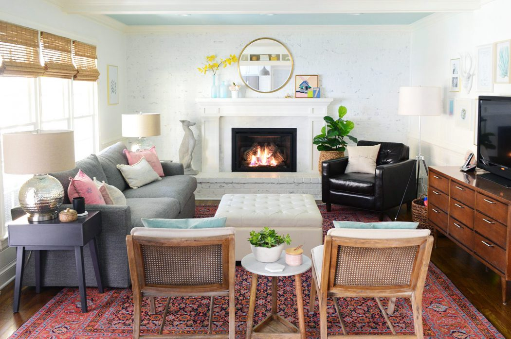 Diy Fireplace Update
