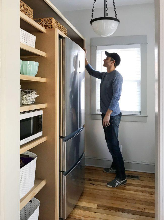 Pantry Cabinet Designs