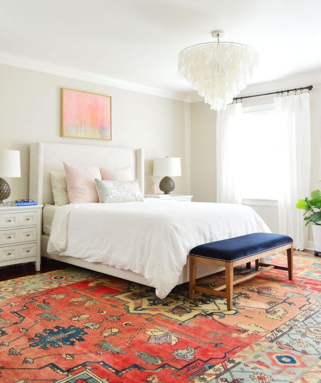 Ikea Master Bedroom: How To Make Cheap IKEA Curtains Look Good