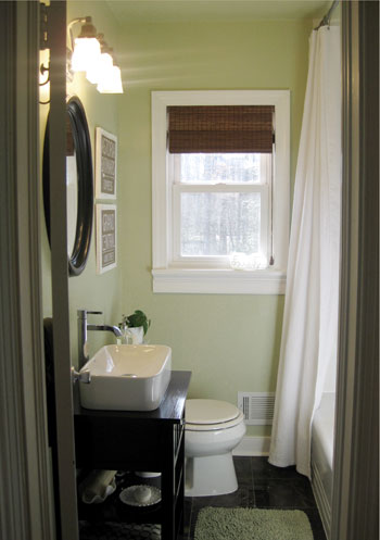 Bathroom on Master Bathroom