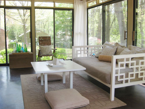 Sunroom decorating ideas dream house experience for Sun porch ideas