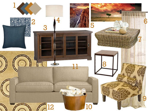 hannahs-mood-board-makeover-living-room-renovation-redesign-decorating-help-orange-and-brown-and-navy-living-room